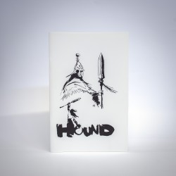 Hound 1: Sketchbook